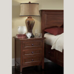 Weston Three Drawer Nightstand