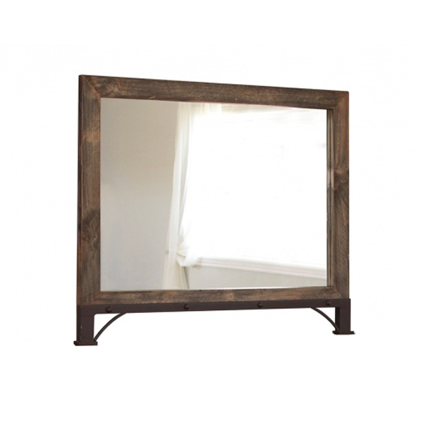 Arcadia Antiqued Mirror
