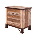 Arcadia Antiqued Nightstand