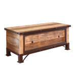 Arcadia Antiqued Blanket Chest