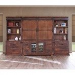 Pueblo Wall Unit