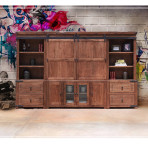Parota Wall Unit