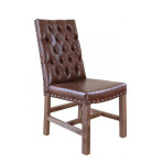 Parota Tufted Chair