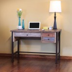 Arcadia Antiqued Desk [48″]