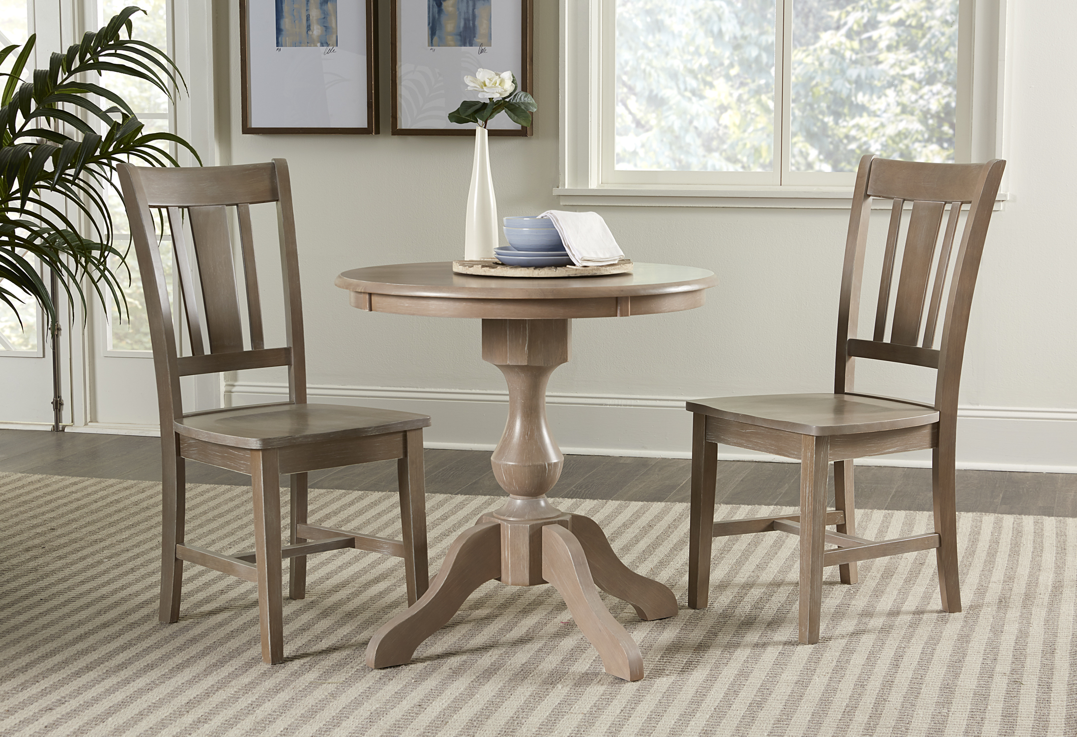 Picture of: 30 Round Dining Table 9 Colors Generations Home Furnishings