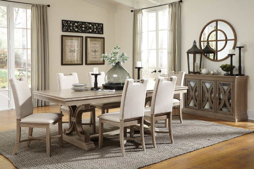 The Sonoma Collection Is Designed To Create A Luxurious Feel In The Comfort  Of Your Own Home. The Classic Weathered Gray Finish Is Versatile And  Transitions ...