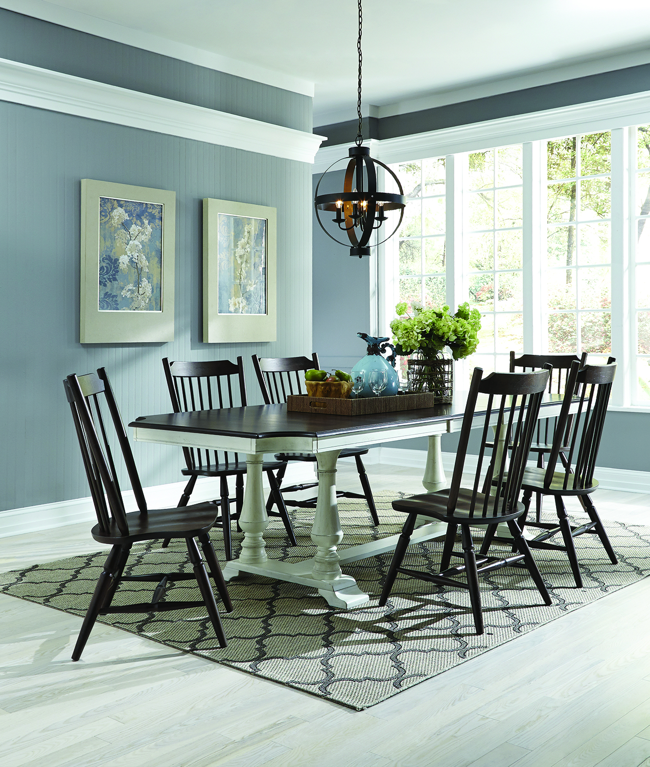 Generations Home Furnishings: Grove Park Ext Trestle Table [up To 102″]